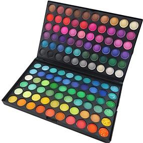 povoljno Sjenila-120 boja Sjenila / Puderi Oko Party smink Šminka Kozmetički / Mat / Shimmer