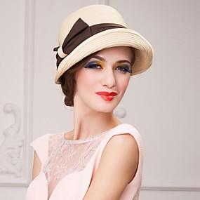 povoljno Kentucky Derby Hat-Žene basketwork kape s vjenčanja / stranke glava (više boja)