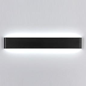 billige Vegglamper-Moderne / Nutidig Metall Vegglampe 90-240V 0.2W