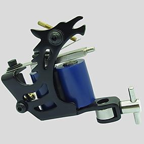 Macchinetta per tatuaggi a bobina Professiona Tattoo Machines Acciaio al  carbonio Linee e ombre Stampa 0ea5568453f2