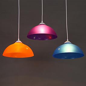 billige Hengelamper-Bowl Anheng Lys Nedlys Andre PVC LED Hvit Pære ikke Inkludert