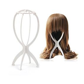 Недорогие Инструменты и аксессуары-Парик аксессуары специальный белый парик стоять 003