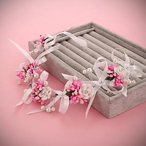 baratos Tiaras-Tule / Renda Headbands / Flores / Grinaldas com 1 Casamento / Ocasião Especial Capacete