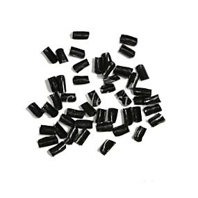 お買い得  ツール&アクセサリー-エクステンション用ツール Keratine / グルー アクセサリキット / かつら接着剤接着剤 ケラチン / フュージョングルー / グルーペレット 1 pcs 日常 クラシック ホワイト ブラック Brown