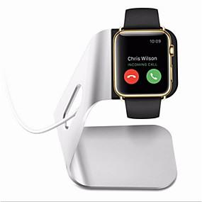 voordelige Smartwatch-houders & houders-aluminiumlegering oplader iWatch houder keeper voor apple horloge (verschillende kleuren)