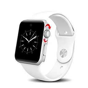 billige Spesialtilbud-lemfo lf07 smartklokke bt fitness tracker support varsling & hjertefrekvensmonitor kompatibel apple / samsung / android telefoner