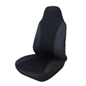 abordables Accessoires Intérieur de Voiture-siège d'auto universel couvre appuie-tête arrière ensemble complet auto housse de siège coussin protecteur de chaise