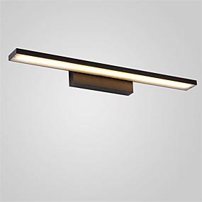 billige Vanity-lamper-CXYlight Moderne / Nutidig Baderomsbelysning Metall Vegglampe IP20 90-240V / 85-265V / Integrert LED