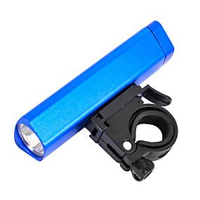 billige Sykkellykter og reflekser-LED Lommelygter / Frontlys til sykkel LED Sykkellykter LED Sykling Vanntett, LED Lys, Kompaktstørrelse AAA 300~380 lm Batteri Hvit Dagligdags Brug / Sykling / Reise - Uniquefire / Flere moduser