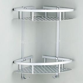 hesapli Banyo Rafları-Banyo raf üçgen raf banyo aksesuarları depolama organizatör sepet tutucu