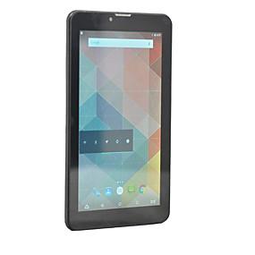 billige Tabletter-K706 7 tommers phablet (Android 5.1 1024 x 600 Kvadro-Kjerne 1GB+8GB) / 64 / Mikro USB / SIM-kort Slot / Tf Kort Spor / Hodetelefon Jack 3.5Mm