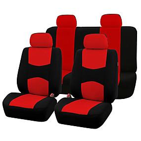 billige Spesialtilbud-autoyouth bilsete deksler - fullt sett bilsete deksler universal passasjer bil sete beskyttere bil bil interiør tilbehør