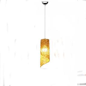 billige Hengelamper-3-Light Sylinder Anheng Lys Opplys galvanisert Metall LED 110-120V / 220-240V Varm Hvit Pære ikke Inkludert / E26 / E27