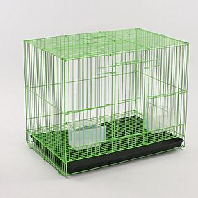 povoljno Oprema za male životinje-Kavezi Vodootporno Metal Zelen