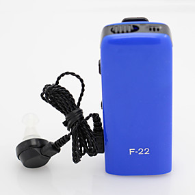 cheap Health & Personal  Care-AXON F-22 New Invisible Smallest Audiphone Personal Best Sound Amplifier Adjustable Tone Hearing Aids Acousticon