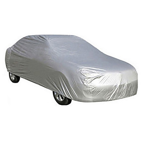 cheap Automotive Exterior Accessories-Full Coverage Car Covers PEVA Scratch-resistant / UV resistant / water-resistant For universal All Models All years For All Seasons