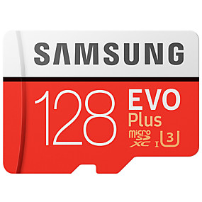 ieftine Unități și depozitare-SAMSUNG 128GB TF card Micro SD card card de memorie UHS-I U3