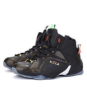f06d6eef7e6 Ανδρικά Παπούτσια άνεσης PU Άνοιξη / Καλοκαίρι Αθλητικά Παπούτσια Μπάσκετ  Κόκκινο / Μαύρο / Κόκκινο / Ασημί / Μαύρο / Αθλητικό / Κορδόνια