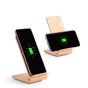 povoljno Telefoni i pribor-10w brzo bežični punjač drveni nosač za iphone xs iphone xr xs max iphone 8 samsung s9 plus s8 bilješka 8 ili ugrađeni Qi prijemnik pametni telefon