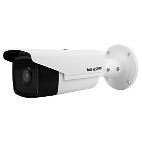 رخيصةأون كاميرات IP-hikvision® ds-2cd2t35fwd-i8 3mp كاميرا IP خفيفة للغاية (80m ir 12vdc poe h.265 ip67 3D dnr مدمجة في فتحة sd 128g كشف الحركة)