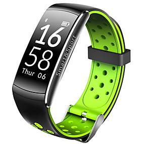 povoljno Pametni satovi-Sportski sat / Modni sat / Sat uz haljinu za iOS / Android Heart Rate Monitor / Ekran na dodir / Alarm / Kalendar / Vodootpornost Štoperica / Brojač koraka / Podsjetnik za pozive / Mjerač za fitness
