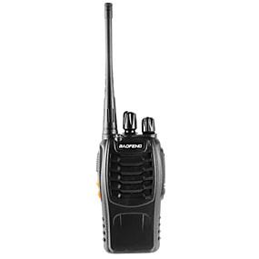 abordables Ofertas Diarias-BAOFENG 888S Portátil / Analógico 3KM-5KM 3KM-5KM 16CH 1500mAh <5W Walkie talkie Radio de dos vías