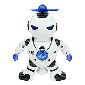 hesapli Robotlar, Canavarlar ve Uzay Oyuncakları-RC Robotu Kids 'Elektronik ABS şan / Dans / Yürüyüş Eğlence Klasik