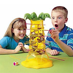 billige Pedagogiske Leker-Brettspill Saltoape Ape Foreldre-barn Games Dump Monkey Jumping Fest Familieinteraksjon Barne Gutt Jente Leketøy Gave