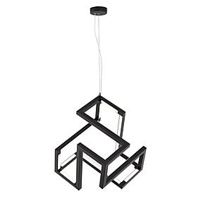 billige Hengelamper-Anheng Lys Omgivelseslys Malte Finishes Metall Pære Inkludert, Forlenget 110-120V / 220-240V LED lyskilde inkludert / Integrert LED