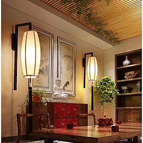 cheap 80% OFF-Wall Lamps & Sconces Plastic Wall Light 220V 40 W / E14