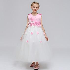 abc0b9de54d Χαμηλού Κόστους Μόδα & Ρούχα-Παιδιά Κοριτσίστικα Χριστούγεννα /  Γενέθλια Patchwork / Εμφάνιση Διαμαντιού