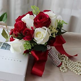 Bouquet Sposa Economico.25 100 Bouquet Sposa Cerca Lightinthebox