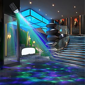povoljno Reflektori za pozornicu-LED svjetlima pozornice LED par reflektori Par reflektori Auto 3 za Kamado roštilj DJ Jabuka Stage Zabava Prijenosno Višefunkcijski Više