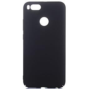 levne Pouzdra telefonu-ASLING Carcasă Pro Xiaomi Mi 5X Matné Zadní kryt Jednobarevné Pevné PC pro Xiaomi A1