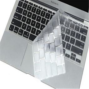 billige Skjermbeskyttere til tabletter-Skjermbeskytter til MacBook PET / TPU 1 stk Skjermbeskytter Høy Oppløsning (HD) / Motstår Risser