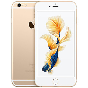 cheap Brand Salon-Apple iPhone 6S Plus A1699 / A1687 5.5 inch 64GB 4G Smartphone - Refurbished(Gold) / 1920*1080 / 12
