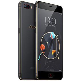 "billige Oprydningsudsalg-NUBIA M2 Global Version 5.5 inch "" 4G smartphone (4GB + 128GB 13 + 13 mp Qualcomm Snapdragon 625 3630 mAh mAh) / 1920*1080 / Dual kameraer"