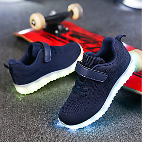 Blue Nike Air Laces Girls Infant Trainers Shoes Size Uk7.5 Eu25 Choice Materials Girls' Shoes
