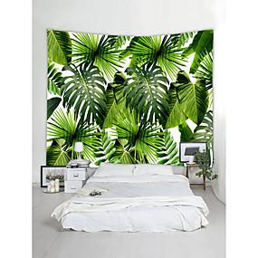 billige Wall Tapestries-Have Tema Landskab Vægdekor polyester Moderne Vægkunst, Wall Gobeliner Dekoration