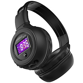 cheap Travel & Entertainment-Bluetooth Headsets Wired / Bluetooth4.0 Headphones Hybrid Plastic Gaming Earphone with Volume Control Headset