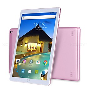 billige Tabletter-Ampe K107 10.1tommers phablet ( Android6.0 1280 x 800 Kvadro-Kjerne 2GB+16GB )