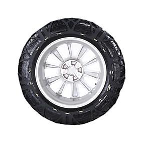Недорогие Декор на колёса авто-2pcs Автомобиль Снежные цепи Общий Тип пряжки For Автомобильное колесо For Универсальный Все модели Все года