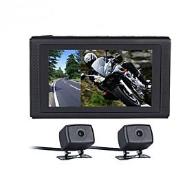 economico DVR per auto-Factory OEM 1080p Mini Automobile DVR 140 Gradi Angolo ampio CMOS da 5.0 MP ≤3 pollice Monitor TFT LCD Dash Cam con Wi-fi / Visione
