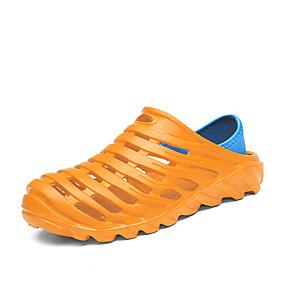 7d03bf7b3 رجالي النعال الخفيفة مطاط الصيف كاجوال صنادل أحذية الماء متنفس برتقالي /  رمادي / أزرق