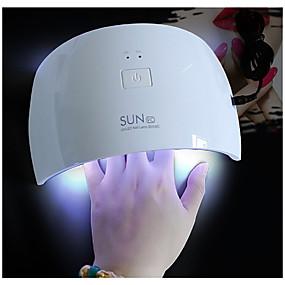 voordelige Nageldrogers & Lampen-SUN Nail Dryer 24 W Voor 12 V Nail Art Tool Elegant / Klassiek Dagelijks Lichtgevend
