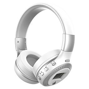 billige Hodetelefoner på øret og over øret-ZEALOT B19 Over-øret hodetelefon Trådløs Reise og underholdning Bluetooth 4.1 Med volumkontroll