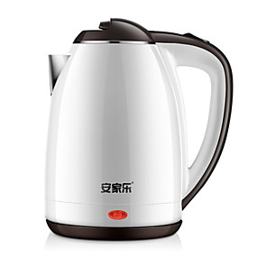 cheap Kitchen Appliances-Electric Kettles Portable Stainless steel Water Ovens 220-240 V 1500 W Kitchen Appliance