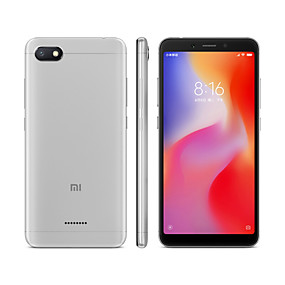 "abordables Xiaomi-Xiaomi Redmi 6A Global Version 5.45 pulgada "" Smartphone 4G (2GB + 16GB 13 mp MTK Helio A22 3000 mAh mAh)"