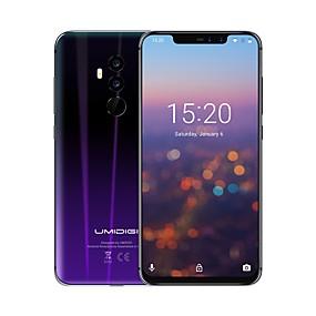 "voordelige Opruiming-UMIDIGI Z2 6.2 inch(es) "" 4G-smartphone (6GB + 64GB MediaTek Helio P23 3850 mAh mAh)"