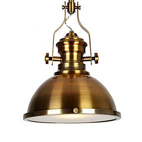 billige Hengelamper-QINGMING® Mini Anheng Lys Nedlys galvanisert Malte Finishes Metall Mini Stil 110-120V / 220-240V